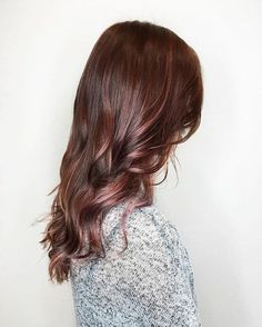 Beauty Tips for Her: ROSEBROWN HAIR: VÉGRE EGY TREND, AMI A BARNÁKNAK T...