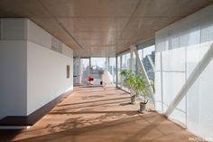 Komatsunagi Terrace - Mitsuhiko Satō Architects