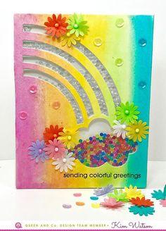 Sending Colorful Greetings