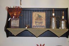 18x36 Primitive Shelf