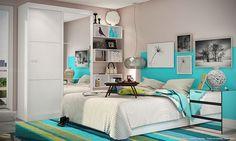 Turquesa #Bed