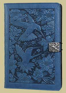 Oberon Design makes beautiful leather covers for ebook readers.