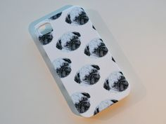 new iphone 5 case pug phone case  sausage dog  by harrietgray, £20.00