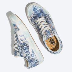 b114dae8320aa1 Details about Vans x Vincent Van Gogh Museum Authentic Slip-On SK8-Hi Old  Skool Shoes Pick 1