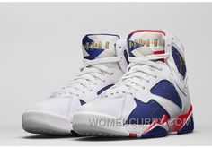 "check out b7b18 c7e36 2017 Air Jordan 7 ""Olympic Alternate"" For Sale Super Deals"