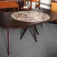 BORSANI DINING TABLE MADE IN 1954