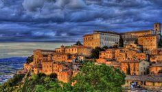 Montefalco, Umbria