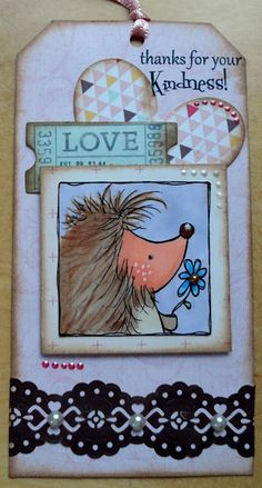 Paper ink and Glue: Dilly Beans Friday Challenge