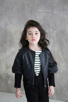 Leather Rider Jacket