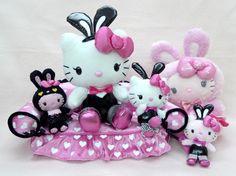 Hello Kitty Bunnies