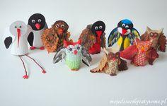 Ptaki z rolek