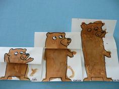 Boucle d'Or et les trois ours Ces dernières semaines, les enfants de la classe de Petite Section ont travaillé à partir de l'album « Boucle d'Or et les trois ours ». On a beaucoup lu une adaptation faite pour le magazine Dopido mais on a aussi lu « Les...