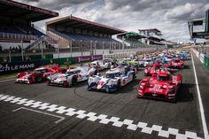 Hyper-hybrids battle at Le Mans 2015