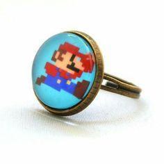 Mario ring