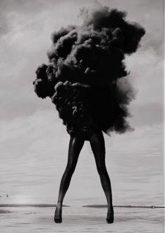 Mi chica de humo