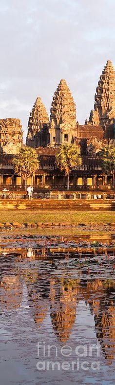 Angkor Wat ~ Cambodia