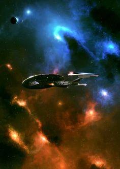Star Trek Enterprise, Star Trek Voyager, Star Trek Starships, Star Trek Wallpaper, Science Fiction, Fiction Movies, Star Trek 2009, Star Citizen, Vaisseau Star Trek