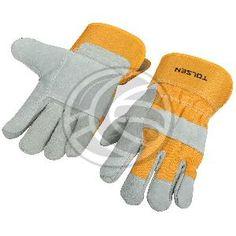 Guantes de trabajo de piel lona XL - 1 par - herramientas Tolsen  www.cablematic.es/producto/Guantes-de-trabajo-de-piel-lona-XL-_hyphen_-1-par-_hyphen_-herramientas-Tolsen/