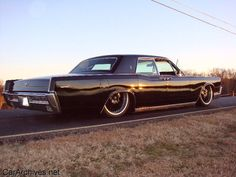 1967 Lincoln Continental. I want one of these so bad!