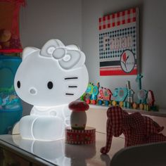 ... kinderkamer on Pinterest  Hello kitty lamp, Hello kitty and Lifestyle