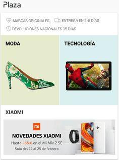 16 Ideas De Aliexpress España Ofertas Y Promociones Telefonia Tecnologia