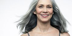 4 Ways To Go Gray Gorgeously