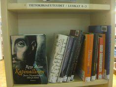 Esille oli vielä erityisesti nostettu kirjoja