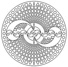 Geometric Printable Coloring Pages Geometric Coloring Pages Coloring Pages Geometric Coloring Pages, Pattern Coloring Pages, Mandala Coloring Pages, Free Printable Coloring Pages, School Coloring Pages, Coloring Book Pages, Coloring Pages For Kids, Coloring Sheets, Yin Yang