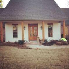 40 best farmhouse front porch decor ideas