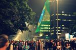 Protestos na região da Avenida Paulista - Comemoração da redução da tarifa do transporte público em São Paulo