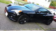 2012 gen coupe Vega body kit after wax
