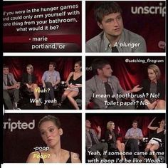 Hahaha Jennifer Lawrence cracks me up.