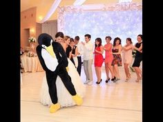 PENGUINE DANCE ALBANIA -  very niceee