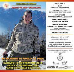 In Ricordo di Paolo Il Pro a Leno http://www.panesalamina.com/2016/50674-in-ricordo-di-paolo-il-pro-a-leno-3.html