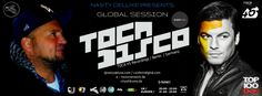 "Upcoming Tuesday !!! ( 25. 04. 2017 ) UK 20..00 - 22.00 / EU 21.00 - 23.00  Dj Nasty deluxe ( City of Drums ) ( Electronic Music Network ) present's :  ""Global Session"" Guest Mix by  Tocadisco aka Roman Böer, Dj and Producer based in Berlin / Germany  Record Label : TOCA45 Recordings  www.tocadisco.com/  www.beatport.com/artist/tocadisco/7543 www.confettidigital.com www.djnastydeluxe.com www.cityofdrums.de www.e-musicnetwork.com www.superradio.com.mk/"