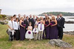 Maine Wedding on Peaks Island Maine Photographer | Portland Photo Company #PeaksIslandWedding #PeaksIslandWedding Photographer #weddingphotographer #weddingsinmaine