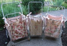 A Thing for Roses: Happy New Year-Favorite Projects of Blue Moon Light, What A Nice Day, Rolling Utility Cart, Country Chic, French Country, Trolley Bags, Hamper, Craft Fairs, Wicker Baskets