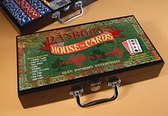 House of Cards Poker Set