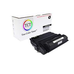 TCT Premium Compatible Toner Cartridge Replacement for HP Black High Yield Works with HP Laserjet 4240 4250 4350 Printers Pages) Laser Toner Cartridge, True Colors, It Works, Printers, Contents, Oem, Office Supplies, Models, Chocolate