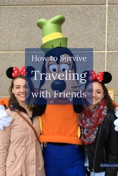 So, you've got your friends, your plane tickets, and a suitcase with plenty of room for souvenirs. But what happens a week from now, when the excitement wears off? That's where Hannah's survival guide to traveling with friends comes in. It's a must-read before any group trip.