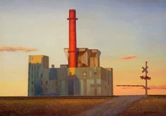 Jon DeMartin, Factory By The Railroad