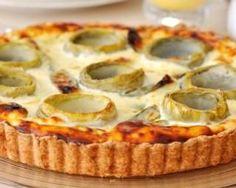 Quiche allégée aux artichauts et thon : http://www.fourchette-et-bikini.fr/recettes/recettes-minceur/quiche-allegee-aux-artichauts-et-thon.html