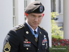 Latest Medal of Honor recipient to focus on PTSD Military Ranks, Military News, Military History, America Quotes, Medal Of Honor Recipients, Daily Calendar, Staff Sergeant, August 26, Real Hero
