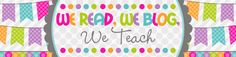 We Read, We Blog, We Teach- Daily 5/CAFE in the upper grades