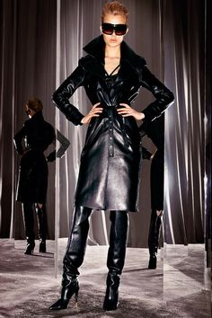 See the complete Tom Ford Fall 2012 Ready-to-Wear collection.