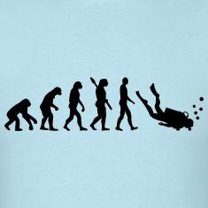 Evolution Scuba Diving T-Shirts