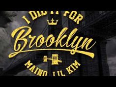 """[New Music] Maino feat. Lil' Kim - """"I Did It For Brooklyn"""" #NEWHIPHOP #NEWMUSIC #HIPHOP #MUSIC #SOUNDWAVEFM"""