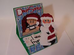 Paper Piecing by Steph: Little Scraps of Heaven Designs Christmas in July