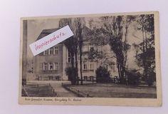 ALTE Postkarte AK Königsberg i. PREUßEN   Grenadier Kaserne Kasino 14x9 cm