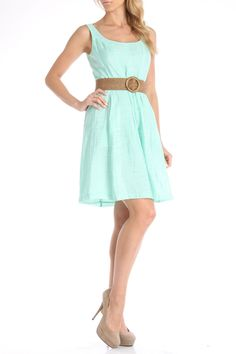 So cute! i Want to get this for summer!!!! -- Mint Dress